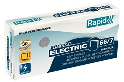 Bild von Rapid Strong Heftklammern 66/7 Electric