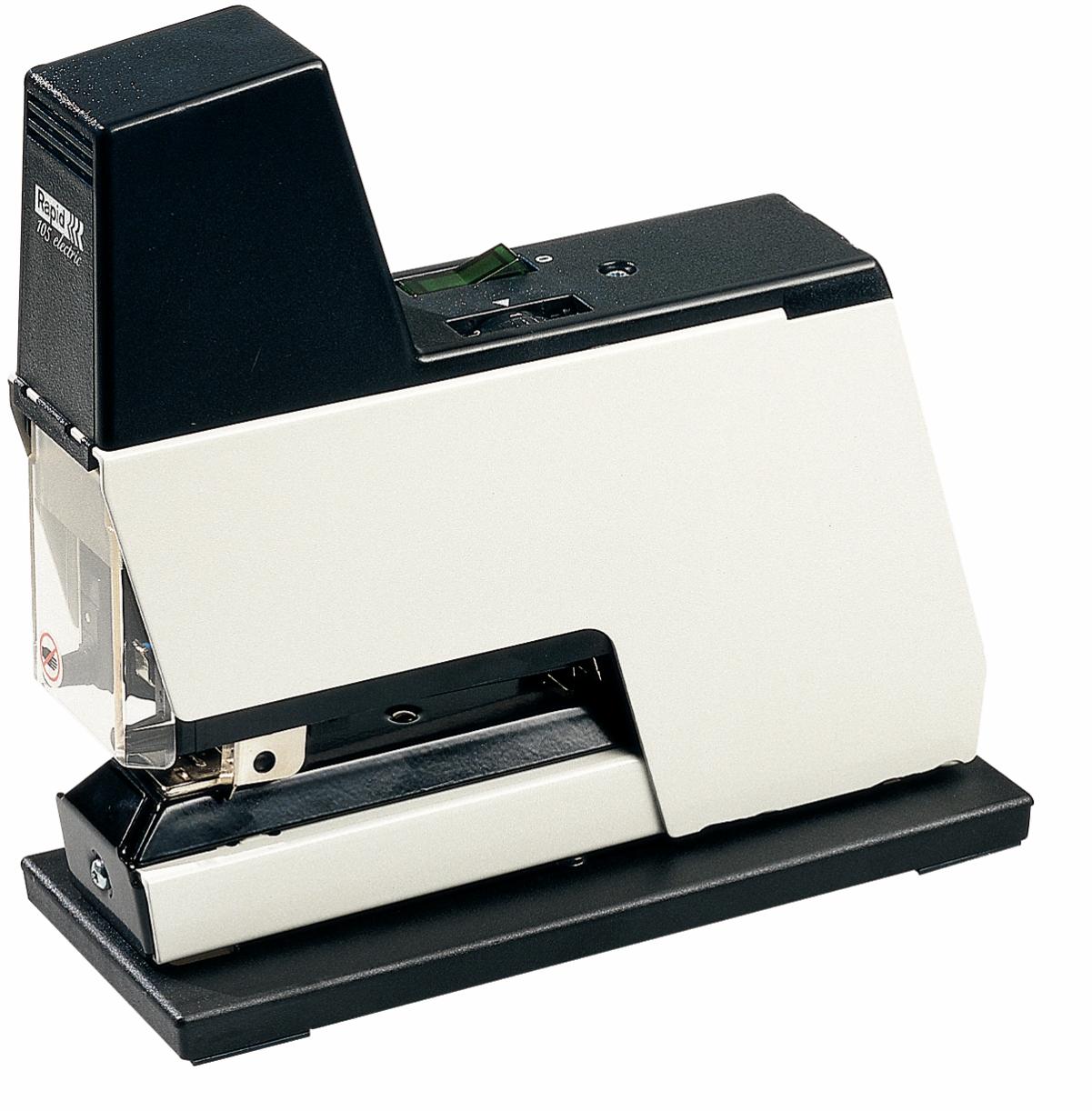Rapid 105 E Elektroheftgerät Classic 105E CH | Tschudi Büromaschinen