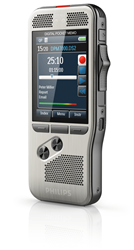 Bild von Philips Digital Pocket Memo DPM7000